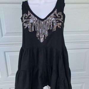 Free people flowy tunic size medium